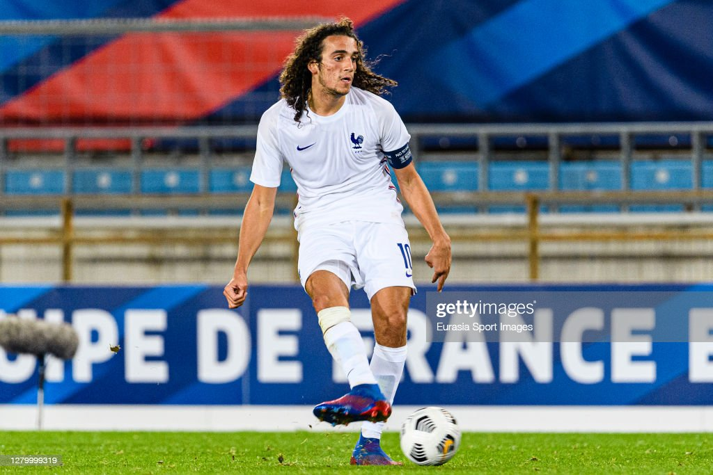 France U21 v Slovakia U21 - UEFA Euro Under 21 Qualifier : News Photo