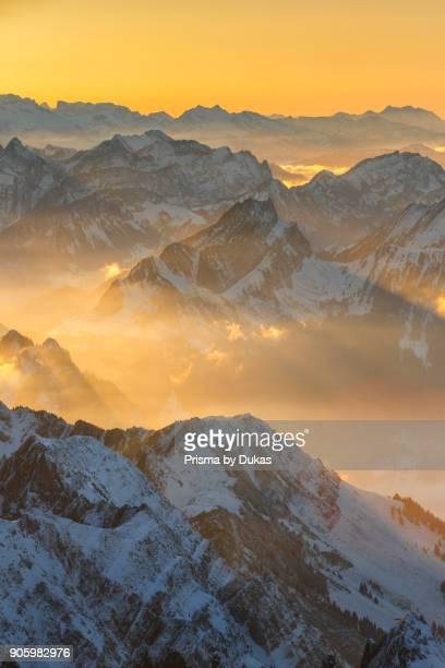 Mattstock Eastern Switzerland Alp Switzerland
