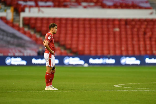Nottingham Forest v Stoke City - Sky Bet Championship