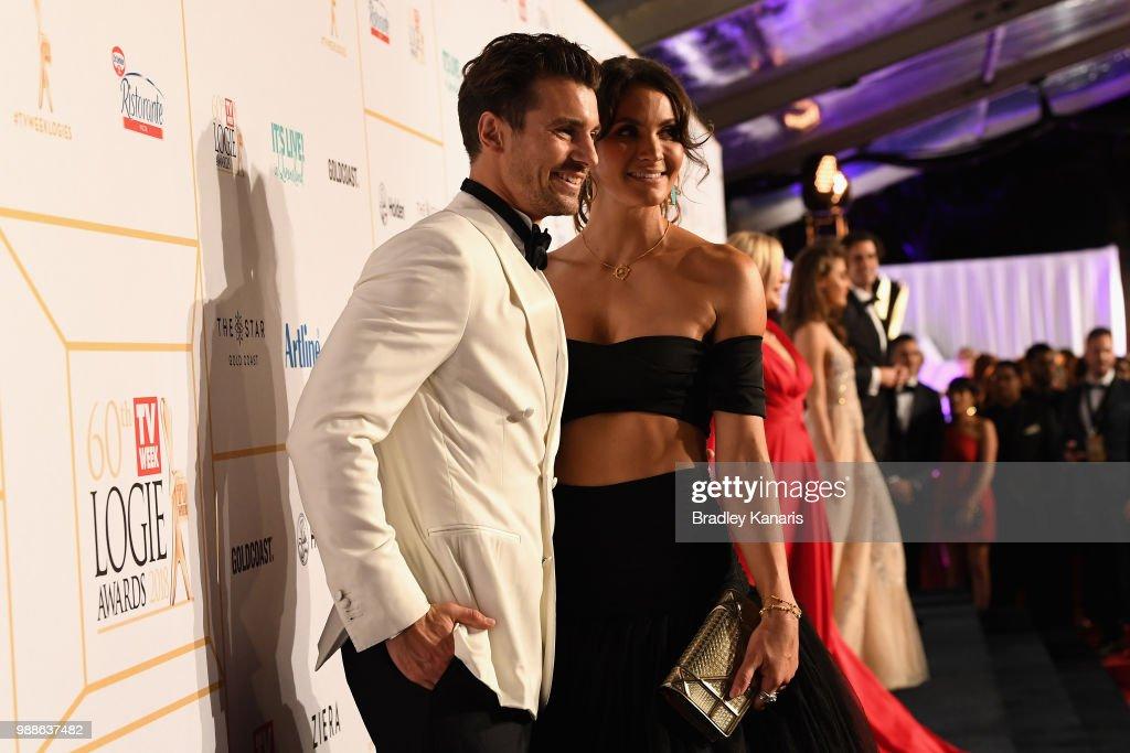 2018 Logie Awards - Arrivals : News Photo