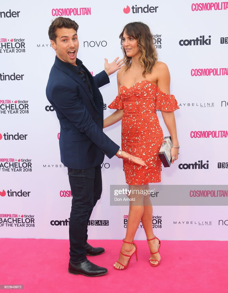 Cosmopolitan + Tinder Bachelor of the Year Awards - Arrivals