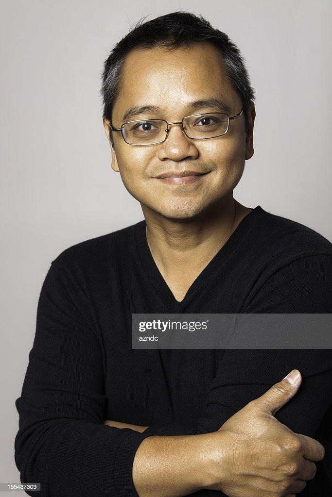 Asian men Mature