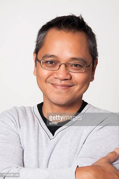 Mature Asian Man