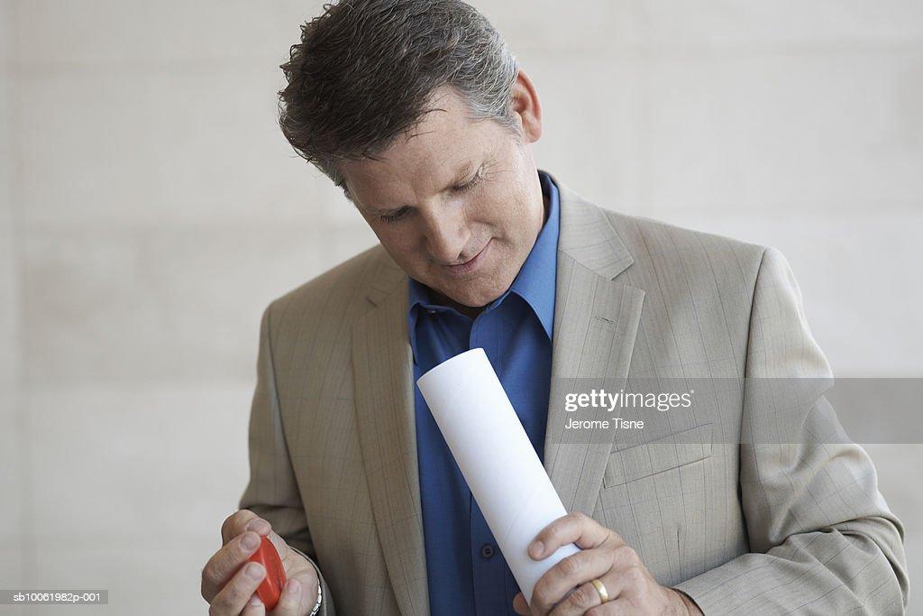 Anal ebony tube