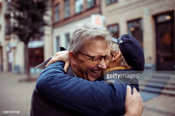 mature couple - scandinavian descent stock pictures, royalty-free photos & images