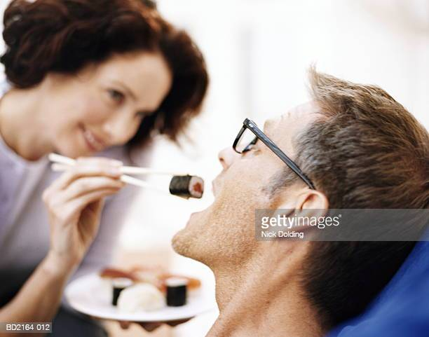 Woman Teasing Man Stock Photos And Pictures  Getty Images-7268