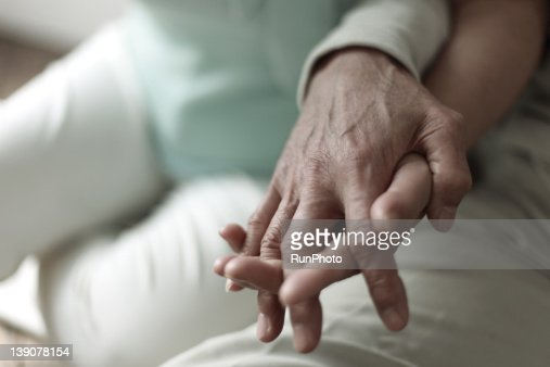 Mature Couples Hands Closeup Stock Photo - Getty Images-3746