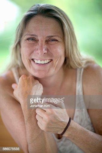 image Finnish mature woman flash