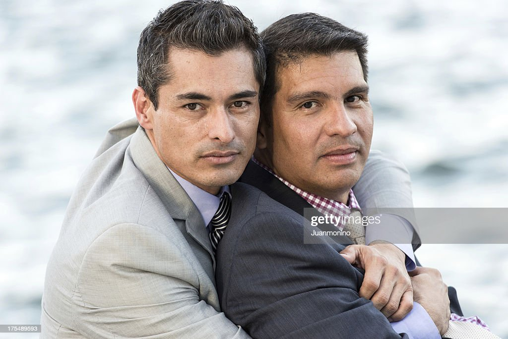 Mature Gay Businessmen Stock Photo  Getty Images-1183