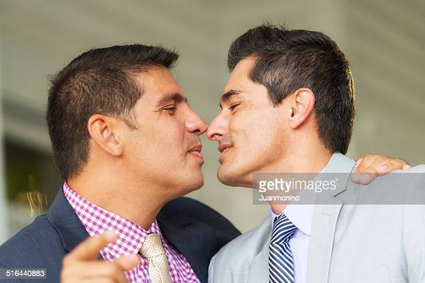 Gay hombres maduros