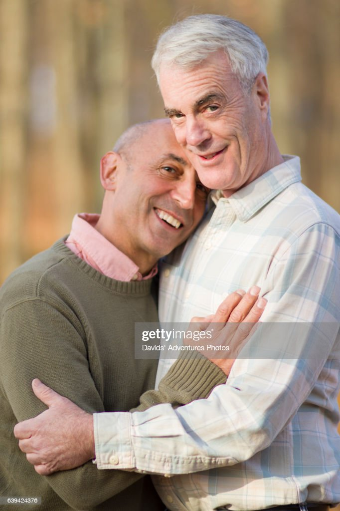 Mature gay photo