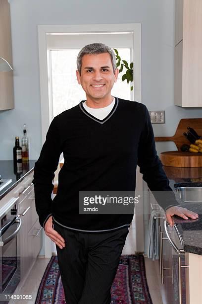 Mature Hispanic Man