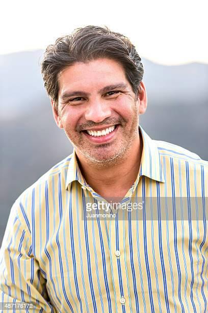 Ältere Hispanic Mann