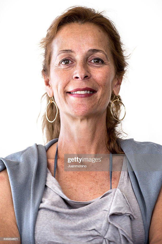 Mature Hispanic Woman Stock Photo - Getty Images-8525