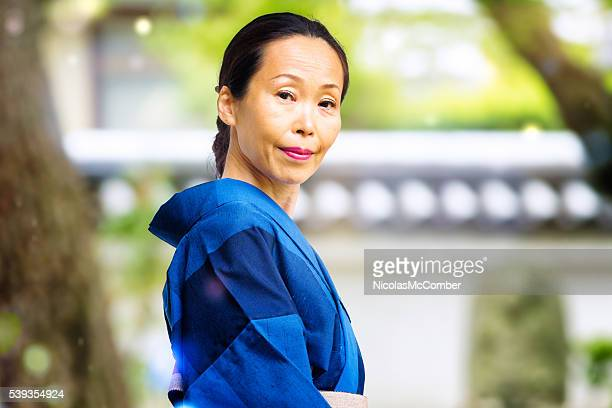 Japanese Mature Woman Stock Photos And Pictures  Getty Images-7714