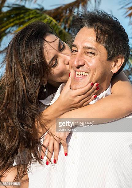 mature man having fun - sugar daddy stock photos and pictures