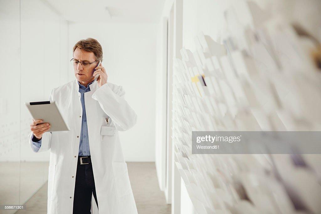 German Mature at the Doctors
