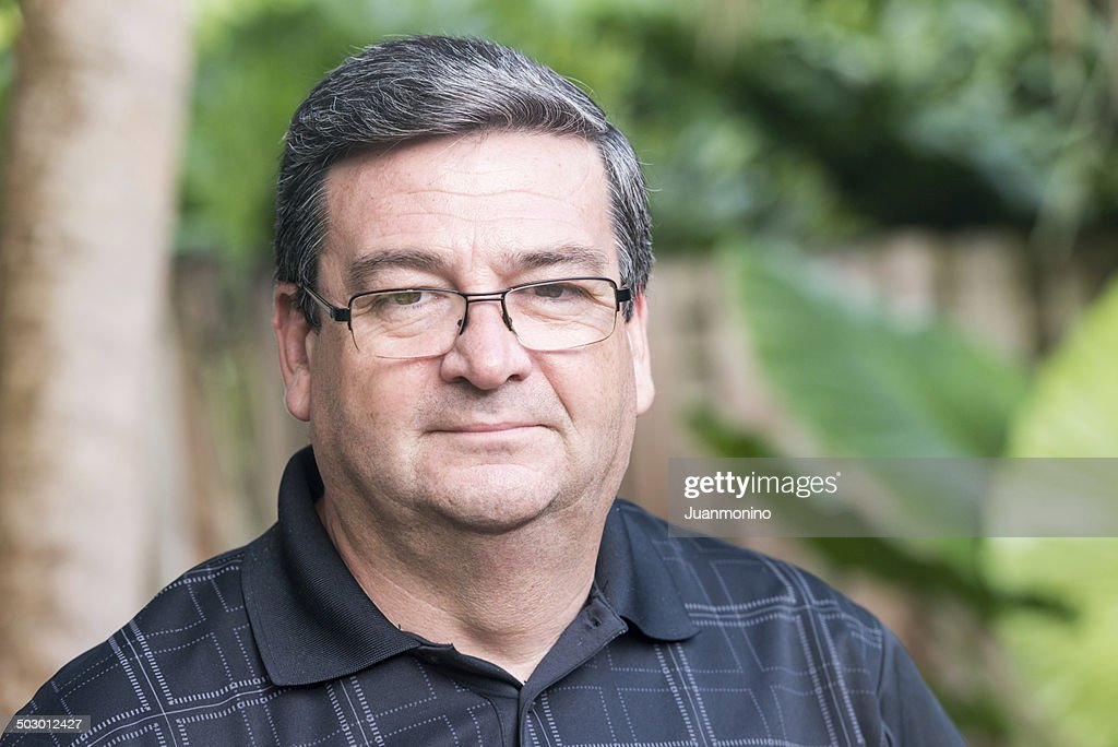 Mature man : Stock Photo