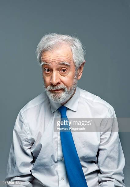 mature man portrait looking questioning - asking stock pictures, royalty-free photos & images