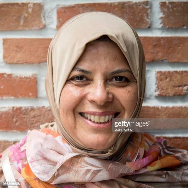 Mature muslim woman