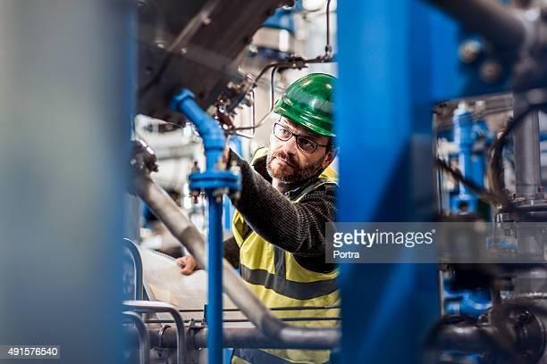 Maturité professionnelle vérifier la machine de fabrication
