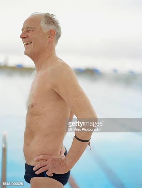 Mature Swimmer