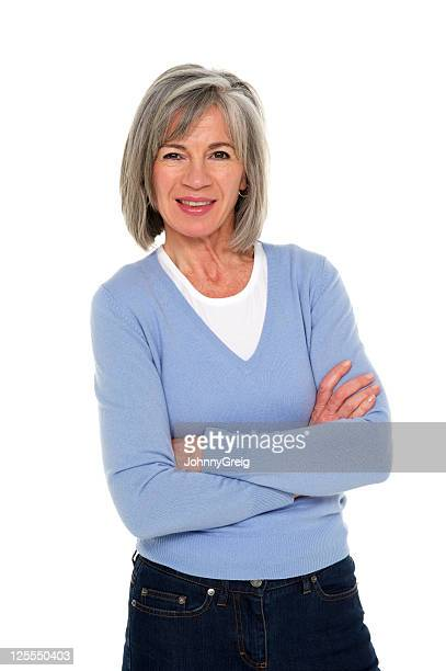 mature woman around fifty years old. - 55 59 years stock pictures, royalty-free photos & images