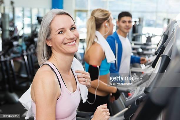 Mature Muscle Women Stock-Fotos Und Bilder - Getty Images-7463