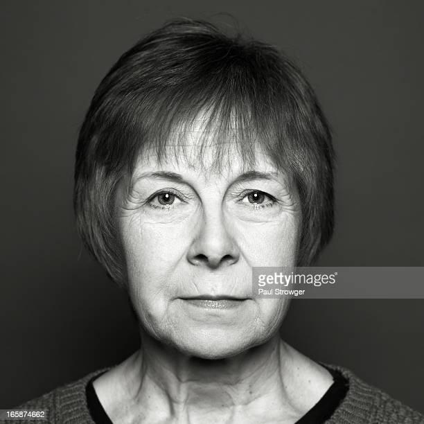 Mature Woman, Headshot
