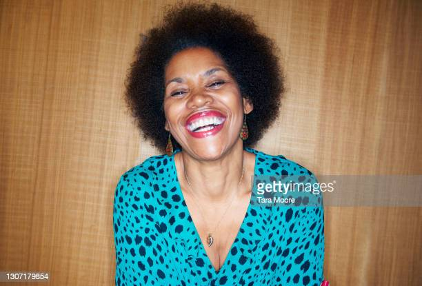 mature woman laughing - mature adult stock pictures, royalty-free photos & images