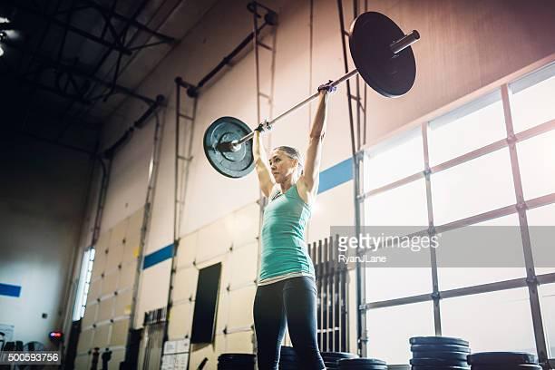 Mature Muscle Women Stock-Fotos Und Bilder - Getty Images-5483