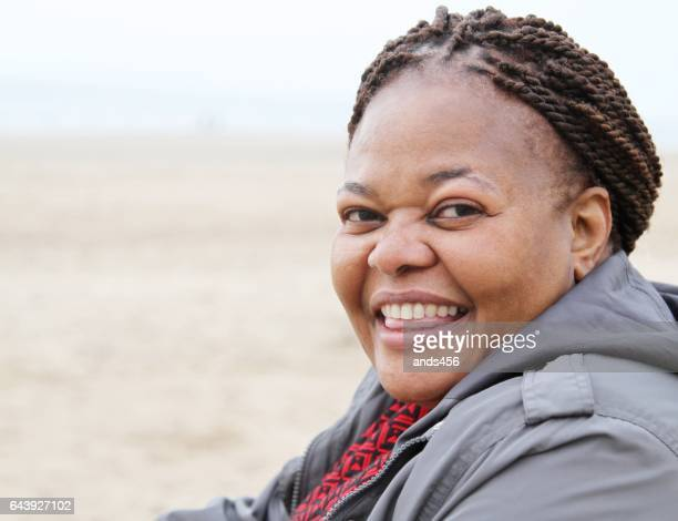 mature woman of african descent