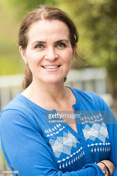 mature woman - eastern european descent stock pictures, royalty-free photos & images