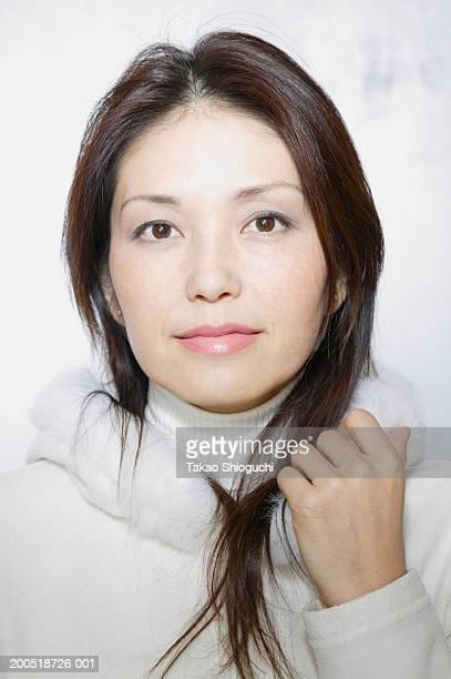 mature woman, portrait - somente japonês - fotografias e filmes do acervo