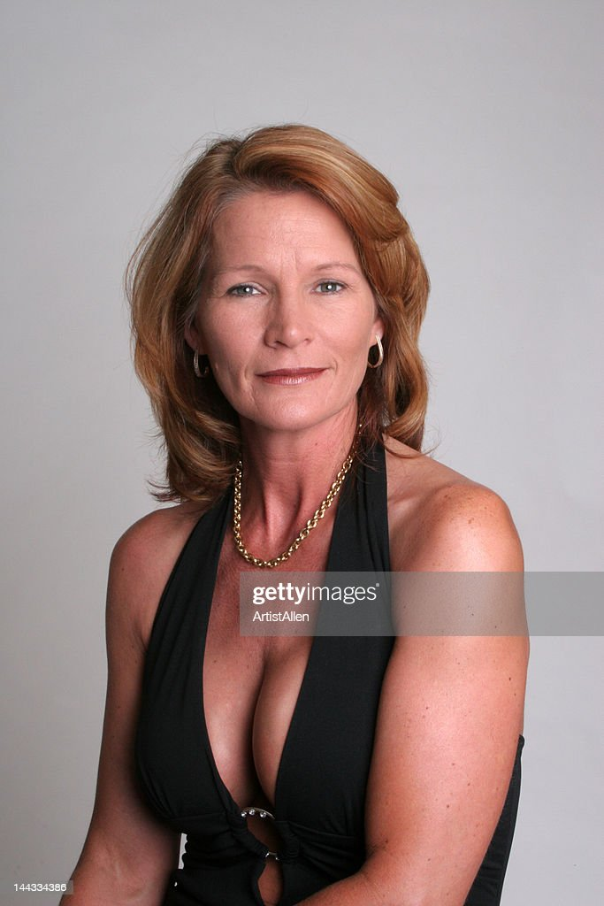 Mature Woman Pretty And Sexy High Res Stock Photo Getty Images