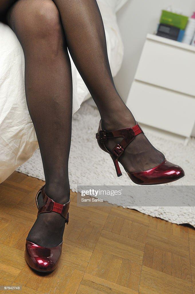 Mature High Heels Pictures