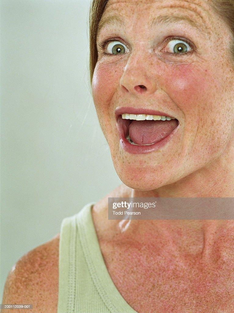 young sluts finger older women