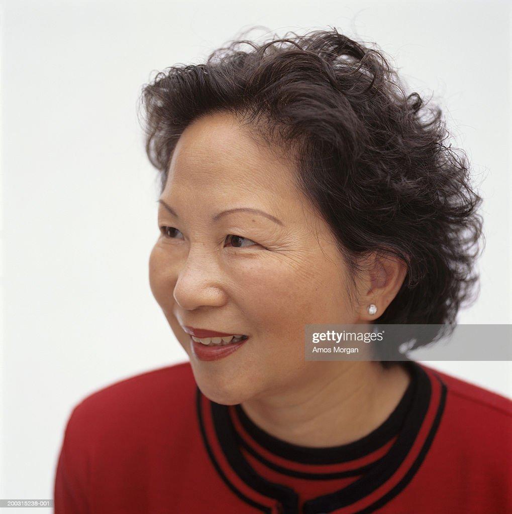Mature woman black