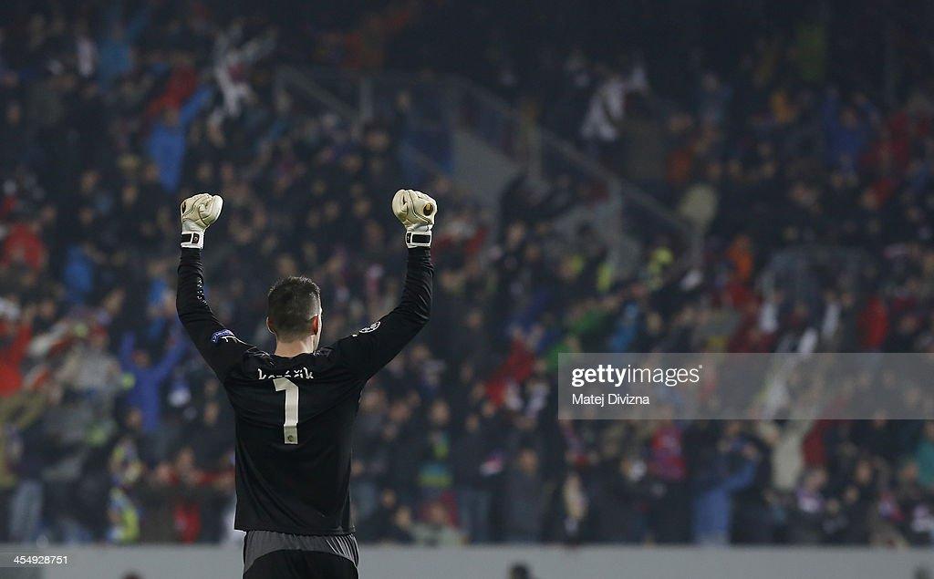 FC Viktoria Plzen v PFC CSKA Moscow - UEFA Champions League : News Photo