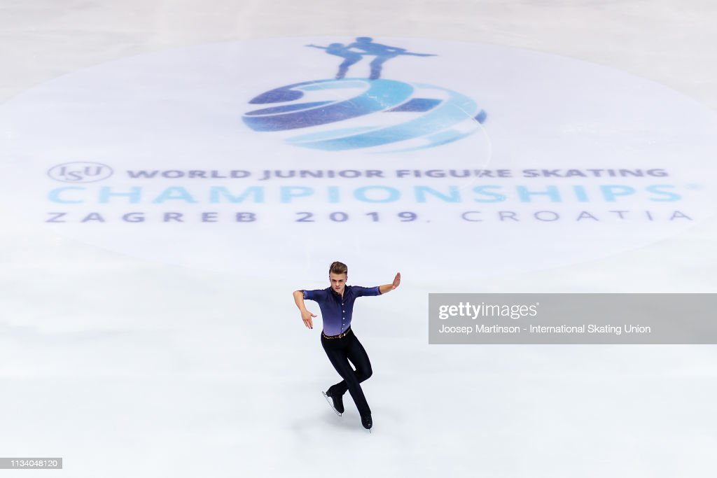 HRV: ISU World Junior Figure Skating Championships Zagreb