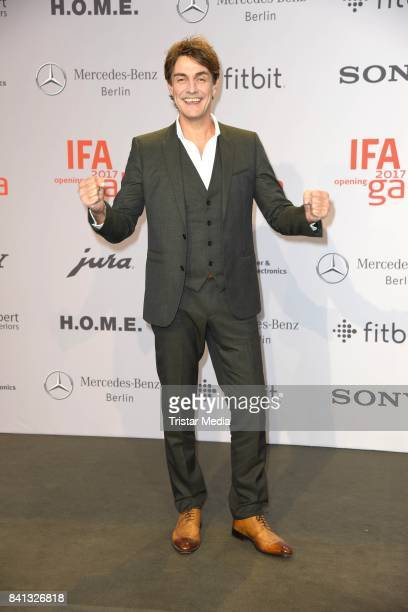 Matze Knop attends the IFA 2017 opening gala on August 31 2017 in Berlin Germany
