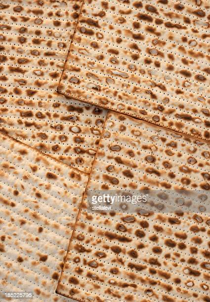 Matzo bread background