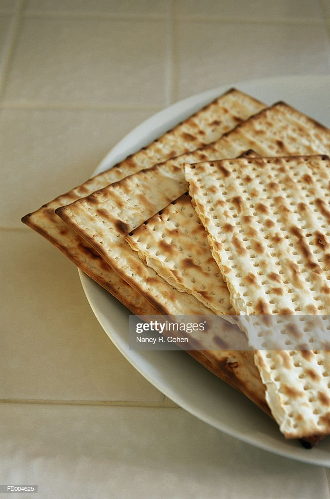 Matzo : Stock Photo