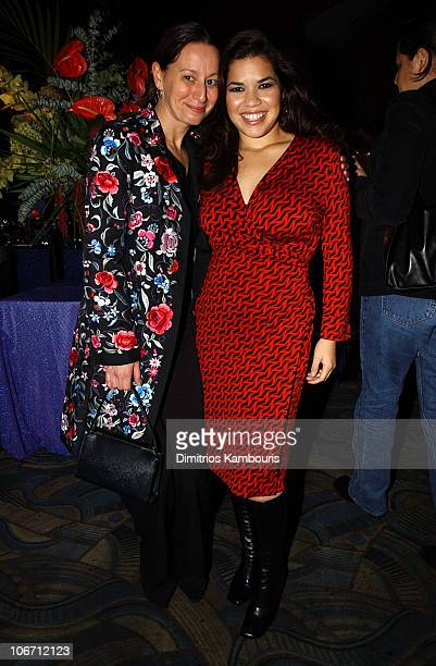 Maud Nadler VP Independent Production HBO and America Ferrera