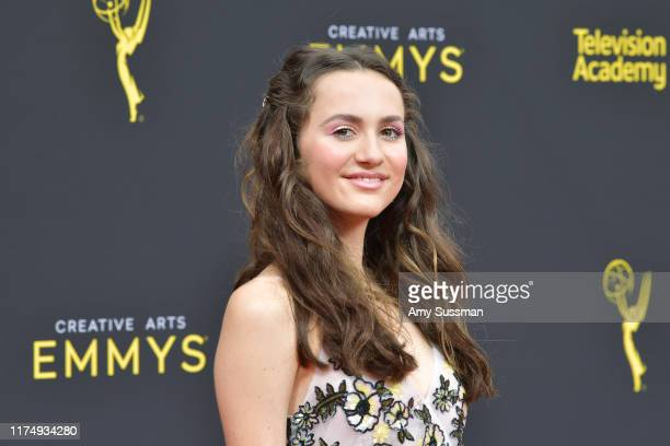Maude Apatow attends the 2019 Creative Arts Emmy Awards on September 15, 2019 in Los Angeles, California.