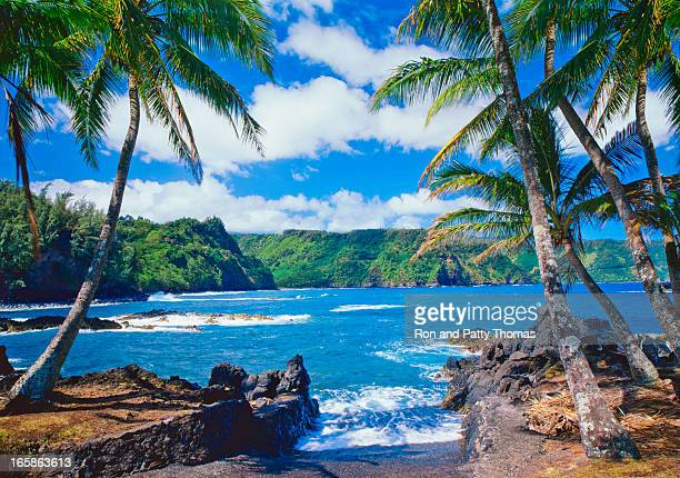 Maui Coastline, Hawaii Islands
