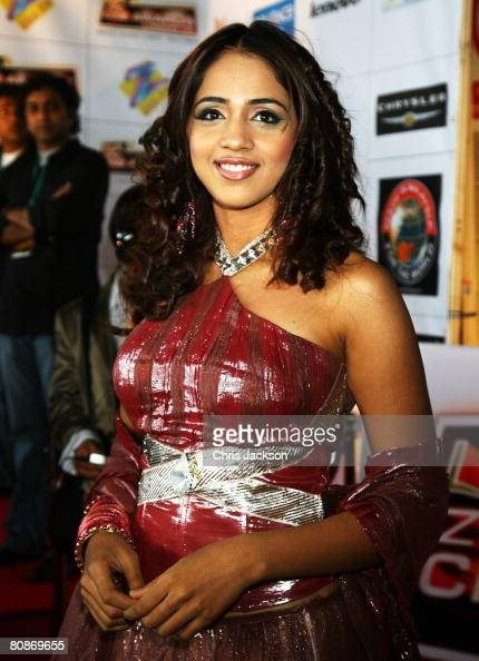 Mauli Arrives At The Zee Cinema Awards 2008 At The Excel Centre On News Photo Getty Images