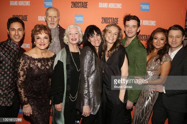 Maulik Pancholy Priscilla Lopez James Cromwell Jane Alexander Director Leigh Silverman Playwright Bess Wohl Michael Urie Ashley Park and Ben McKenzie...