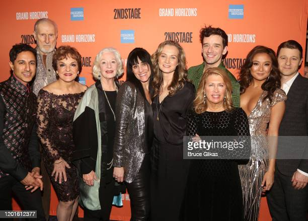 Maulik Pancholy Priscilla Lopez James Cromwell Jane Alexander Director Leigh Silverman Playwright Bess Wohl Second Stage Artistic Director Carole...
