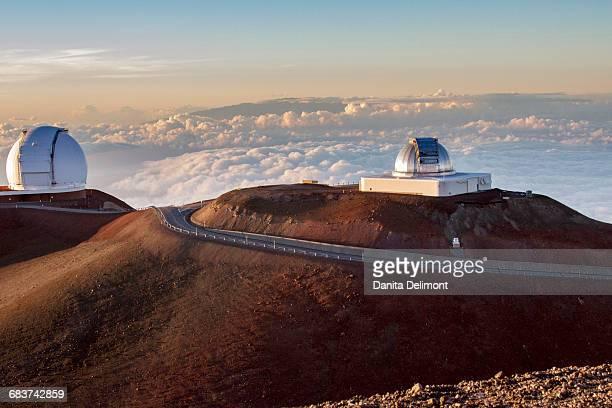 Mauna Kea Observatory, Hawaii, USA
